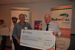 2012 Doornpoort Prize Giving Ceremony