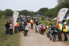 BAKWENA SUPPORTS BIKERS THAT CARE