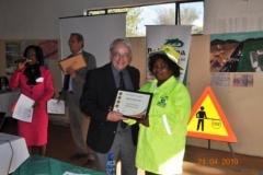 Bakwena Supports Road Safety
