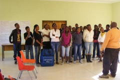 First Redcross Workshops 2012